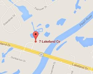 7 Lakeland Circle, Suite 100-A, Jackson, MS.